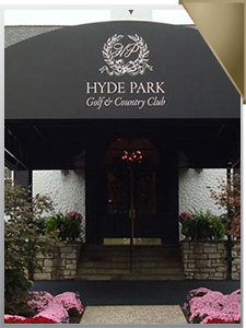 Executive Chef, Hyde Park Golf & Country Club