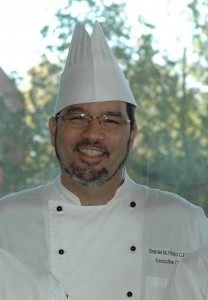 Daniel Pliska, CEC, AAC, Executive Chef and Assistant General Manager