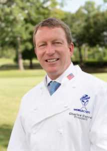 Interview with Chef Charles M. Carroll, CEC, AAC, HGT