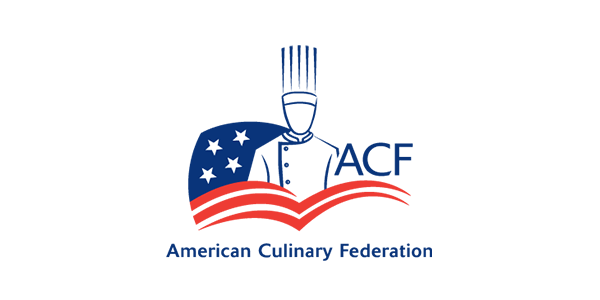 The American Culinary Federation logo