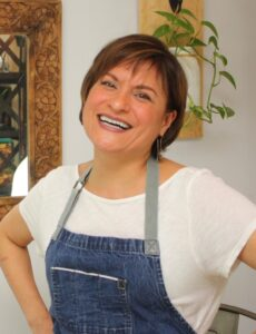 Chef Andrea Heinly