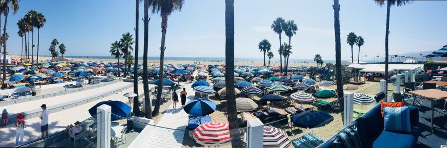 Beach Club Santa Monica Ca
